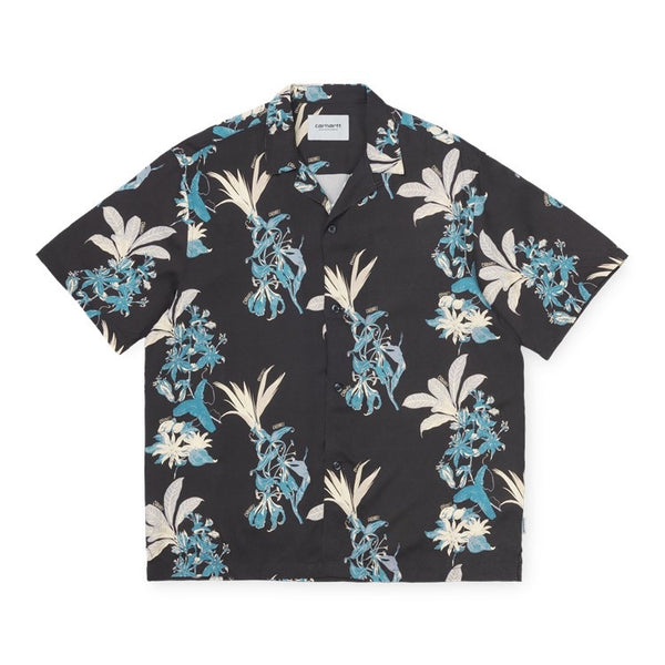 Carhartt Hawaiian Shirt - Black