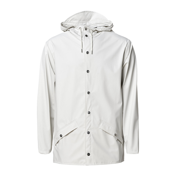 Rains Jacket - Off White