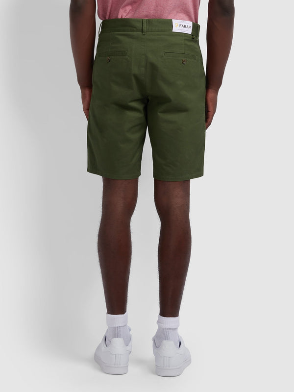 Farah Hawk Chino Short - Khaki