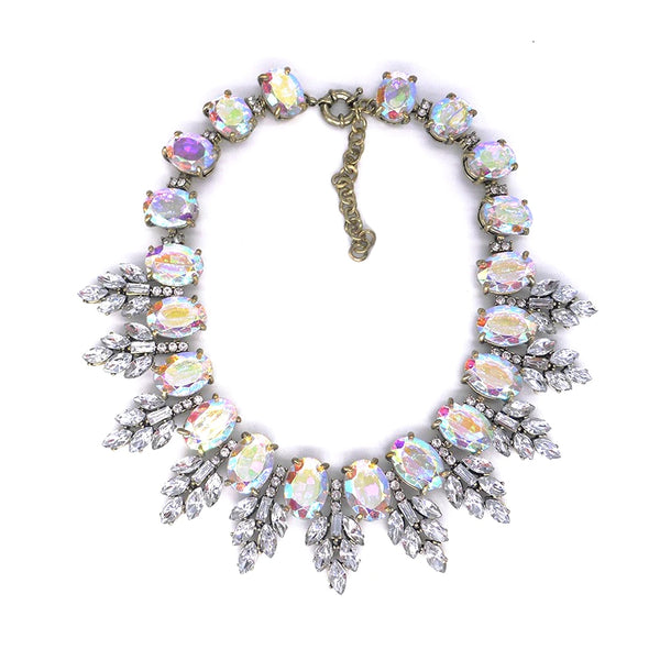 Colors Delight Alloy Choker Necklace