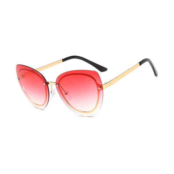 Cat's Eye Trendy Unisex Sunglasses