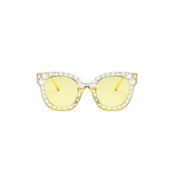 Designed Star Studded Glitzy Eyewear