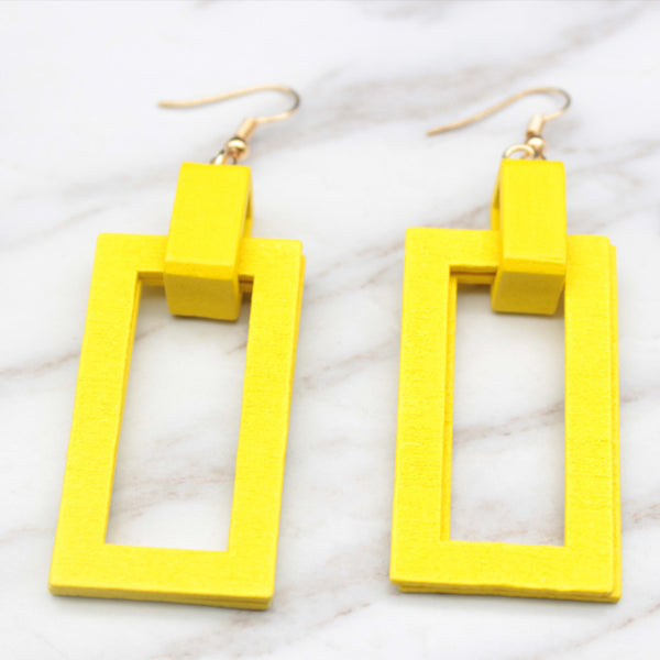 AlAbaster Stylish 'O' Earrings