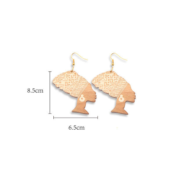 Stylish Women-Figure Fashionable Hook Earrings