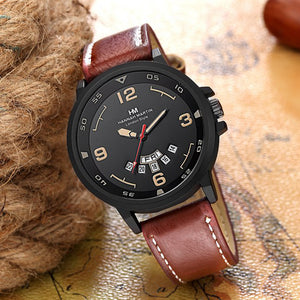 Calendar Waterproof Sports Watch