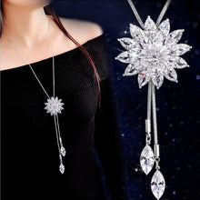 Dazzling Starlet Statement Necklace