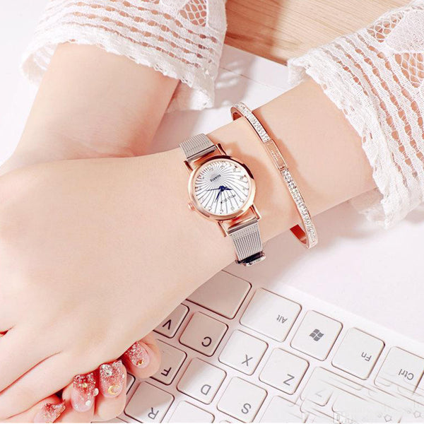Casual Leisure Quartz Wrist Watch