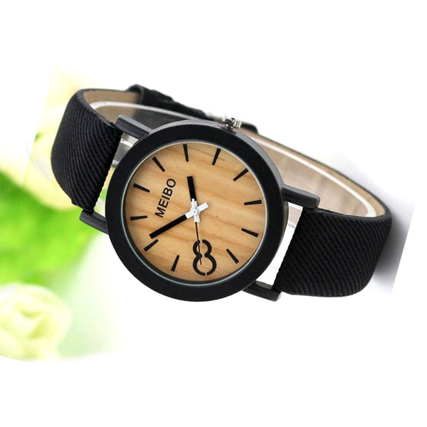 New Retro Wooden Watch