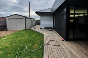 Home Deck Cleaning