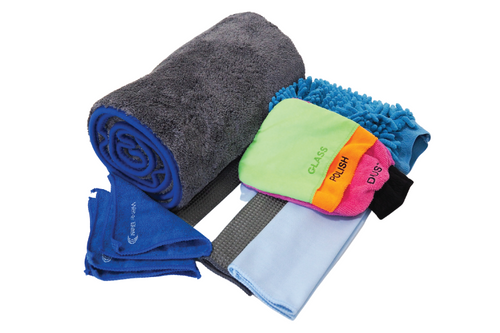 Ultimate Microfibre Towel Pack (6319684747445)
