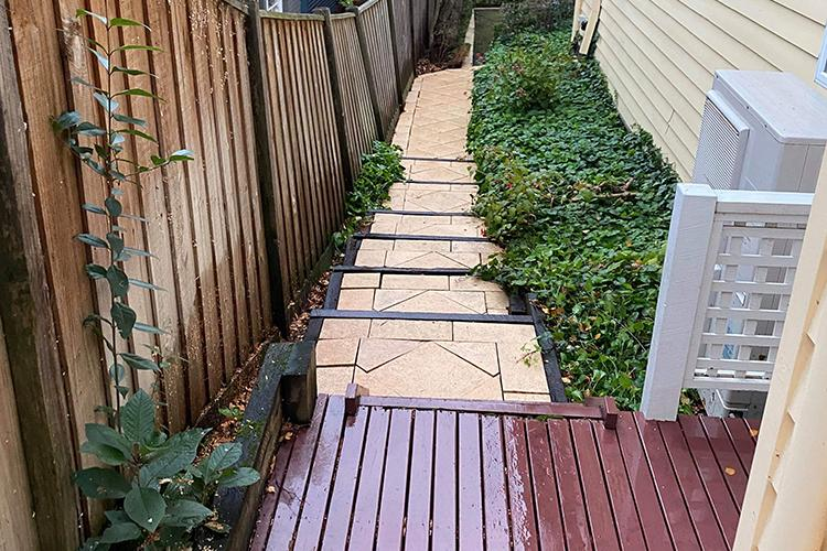 Driveway, Footpath & Patio Cleaning