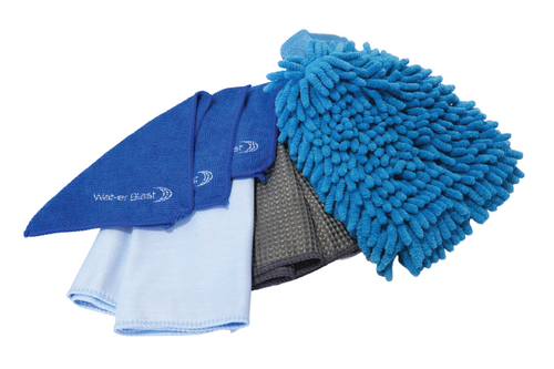 Small Microfibre Towel Pack (6319669248181)
