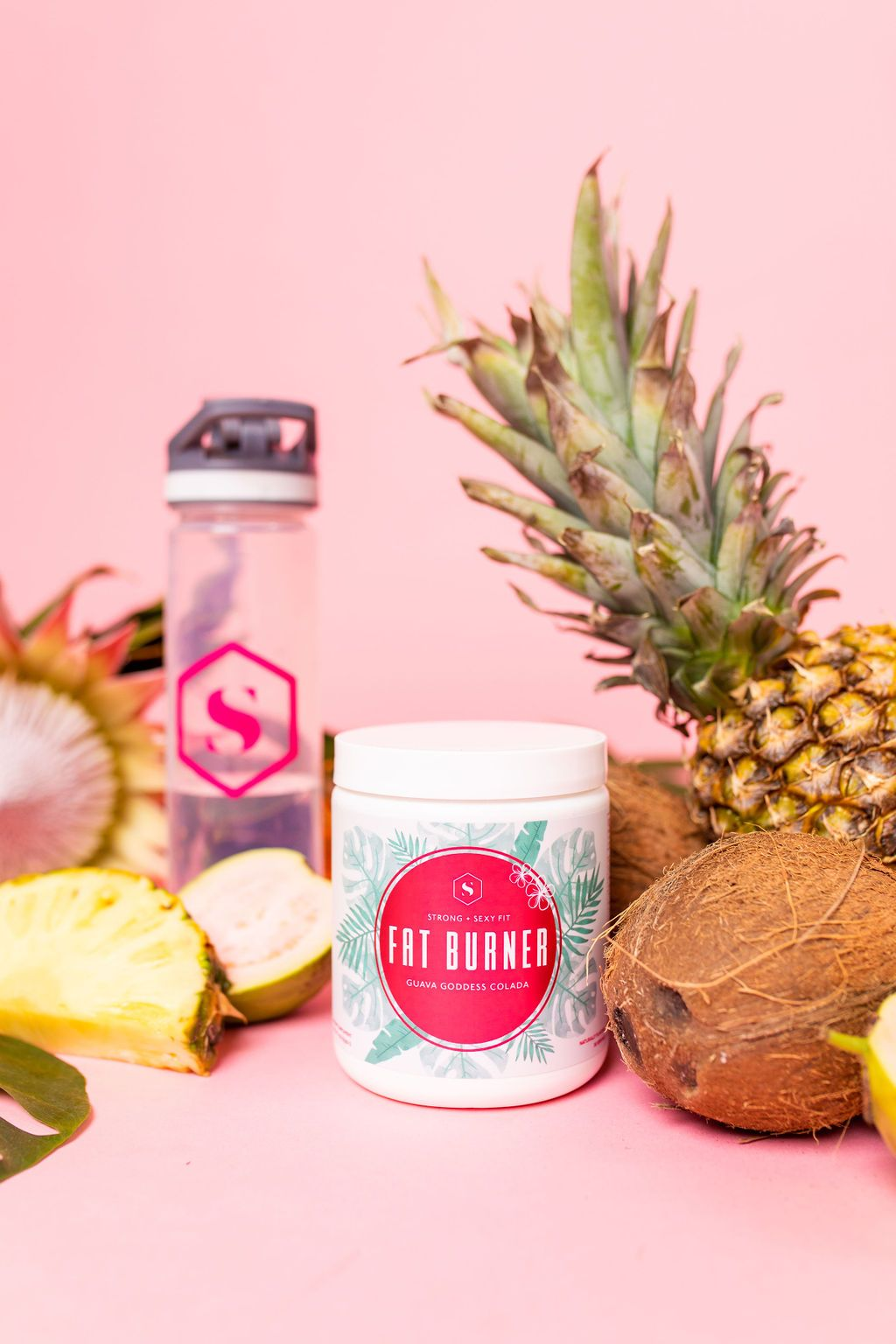 Fat Burner | Guava Goddess Colada