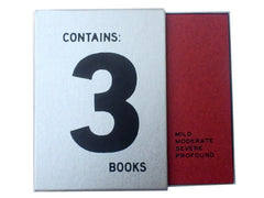 Contains 3 Books / Jason Fulford