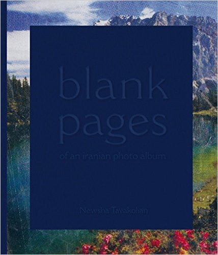 Blank Pages / Newsha Tavakolian / SOLD OUT