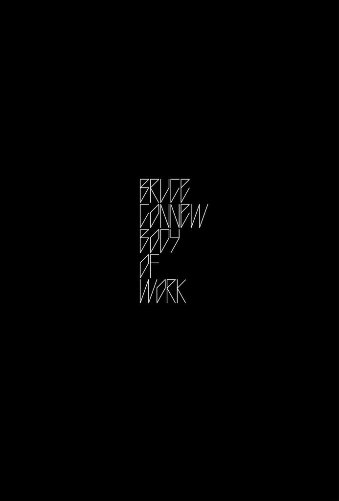 Body of Work / Bruce Connew / signed