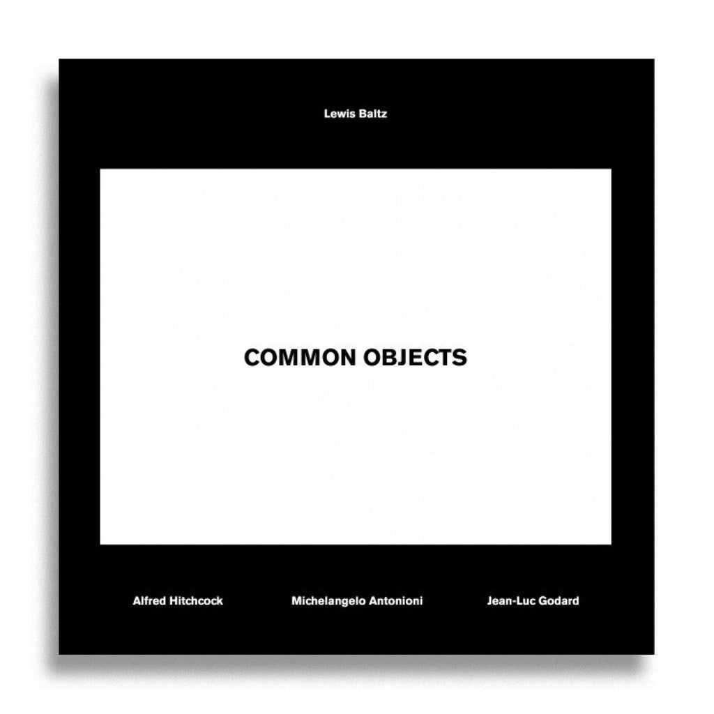Common Objects / Lewis Baltz