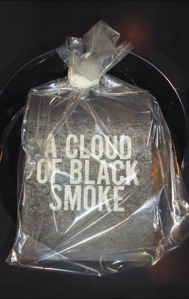 A Cloud Of Black Smoke / Halil / SOLD OUT