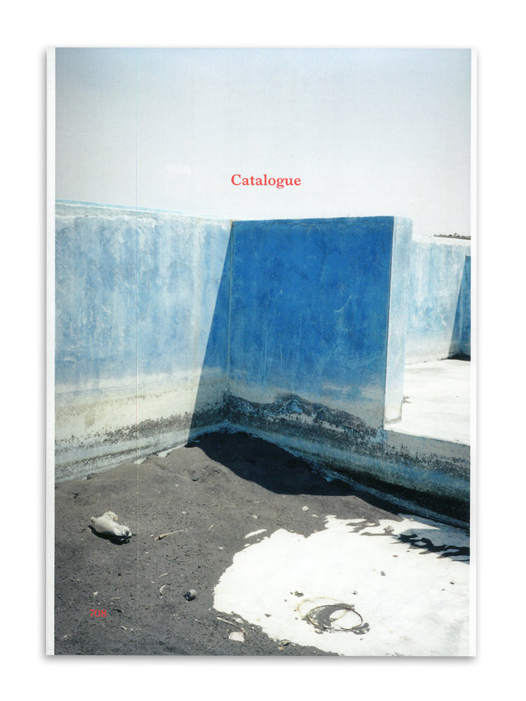 Catalogue / Vincent Delbrouck / SIGNED