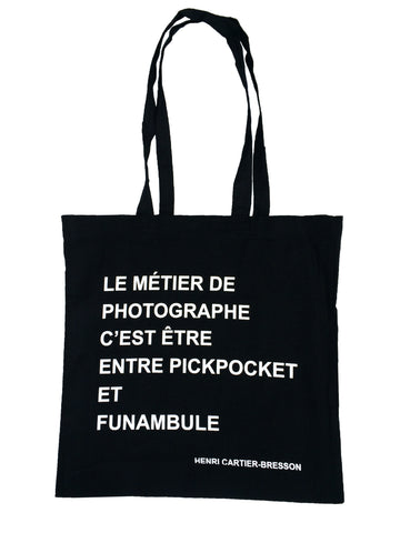 Tote Bag Magnum Henri Cartier-Bresson