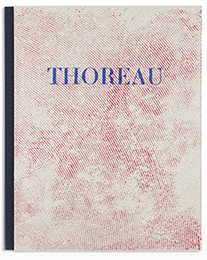 Thoreau / Alessandro Calabrese / signed