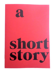 A short story / Thomas Boivin / SIGNED