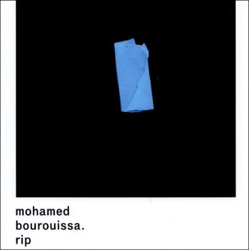 RIP / Mohamed Bourouissa