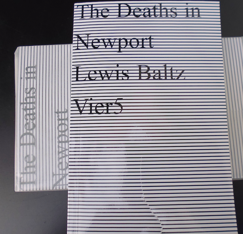 The Deaths in Newport / Lewis Baltz / SOLD OUT