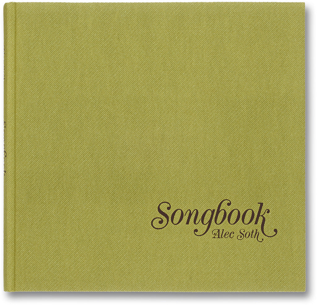 Alec Soth / Songbook / signed