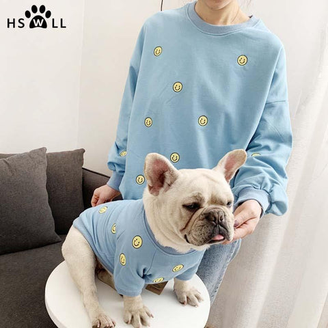 "Doggy/Owner ""All Smiles"" Twin Set"