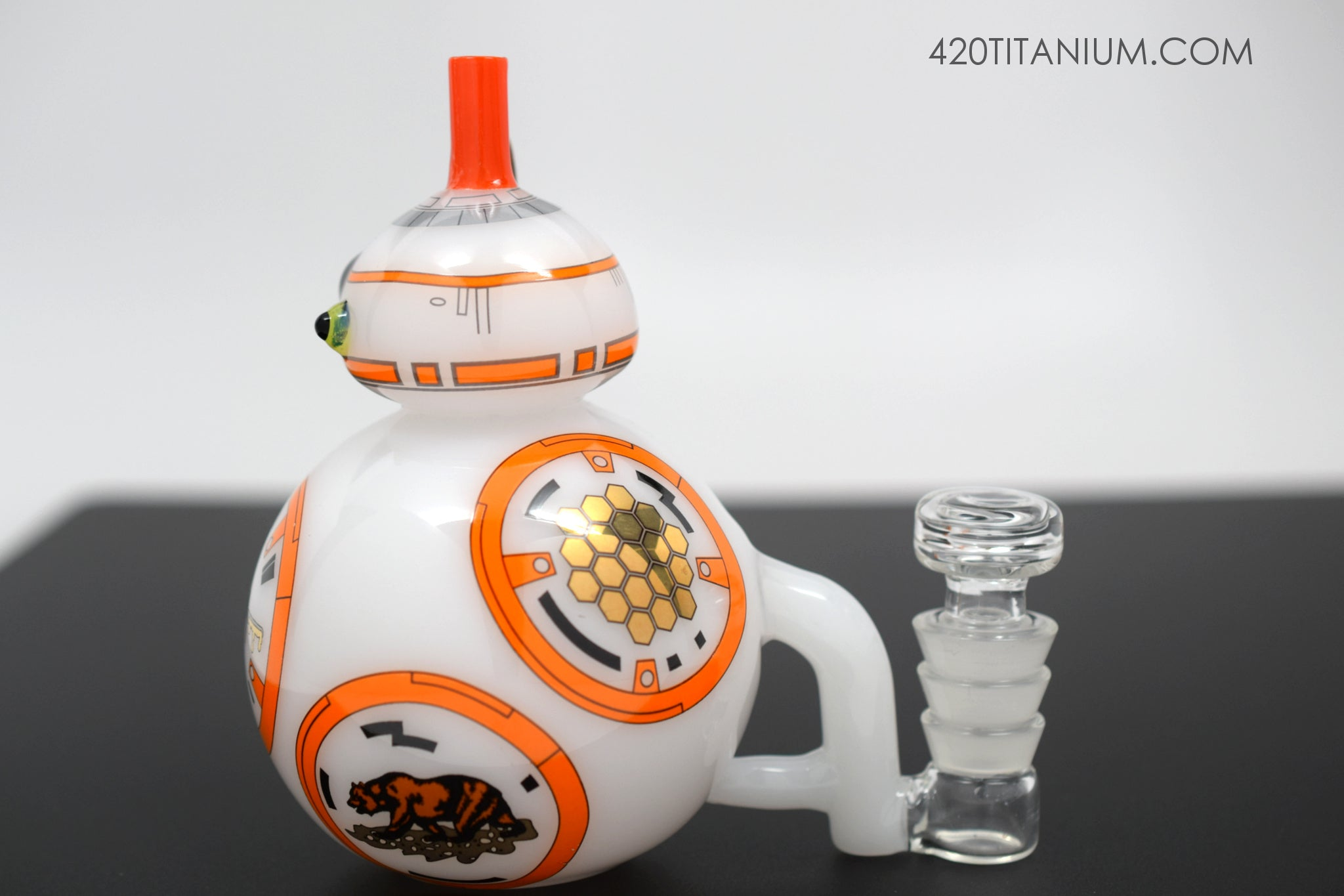 Dab Droid Pulse Glass