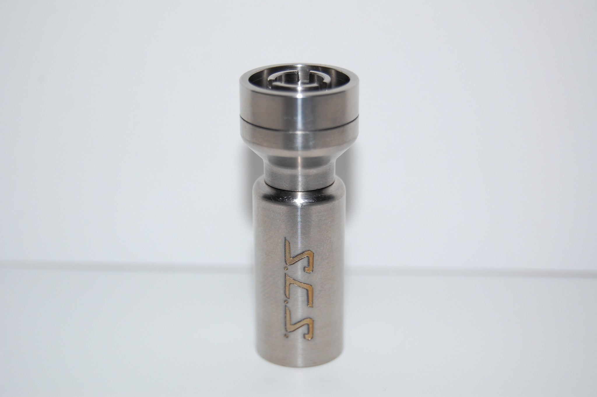 Santa Cruz Shredder Omni Mini 10mm Domeless Titanium