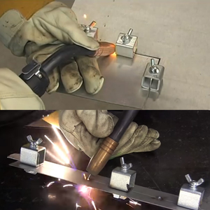 Welding Butterfly Clips