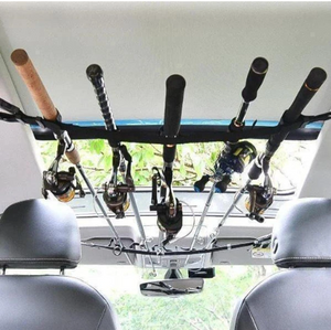 Dixon shop rod holders