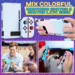 Mix Colorful Nintendo Switch Case
