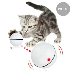 Cat Toy Self-Rotating Laser Ball