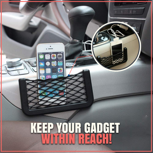 Car Net Pocket Organizer