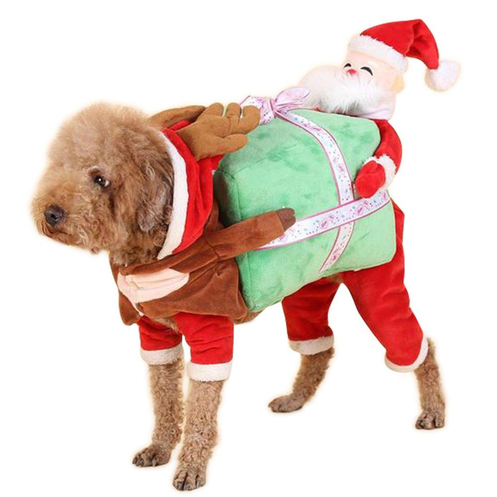 Cute Christmas Costume for Dogs