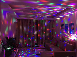 Strobe Party Lights