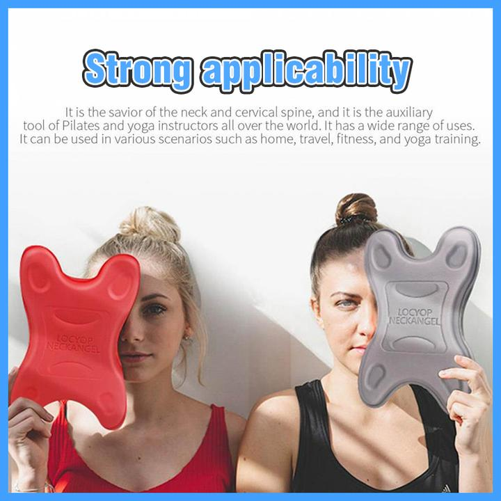 Innovative Neck Aid Pillow