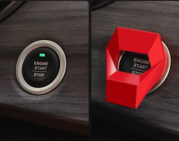 Push Start Button Cover
