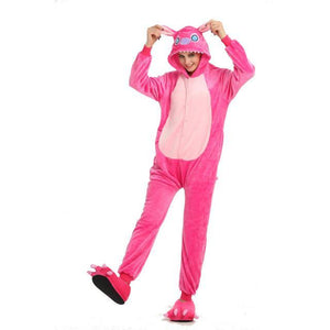 Cute Onesie Halloween Winter Pajamas