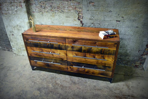 Dual Column Brooklyn Dresser