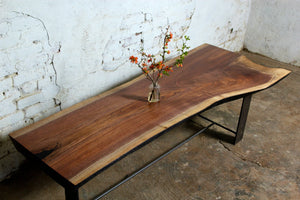 Flatfoot Walnut Coffee Table