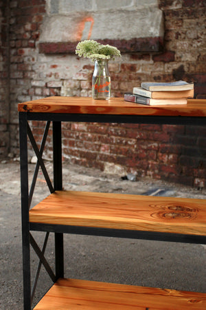 Reclaimed Wood Booker Console