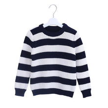 Load image into Gallery viewer, Boys Striped Sweater
