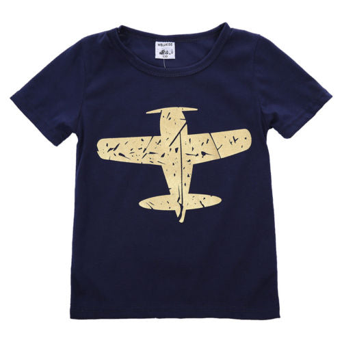 Boys Aeroplane T-shirt