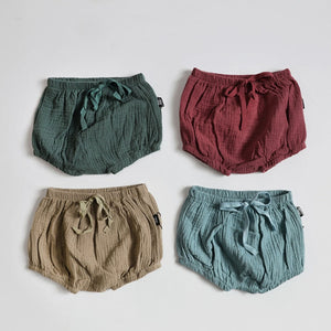Baby Unisex Cotton Shorts/Bloomers
