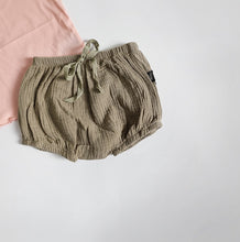Load image into Gallery viewer, Baby Unisex Cotton Shorts/Bloomers