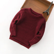 Load image into Gallery viewer, Unisex Cotton Ribbed Sweater